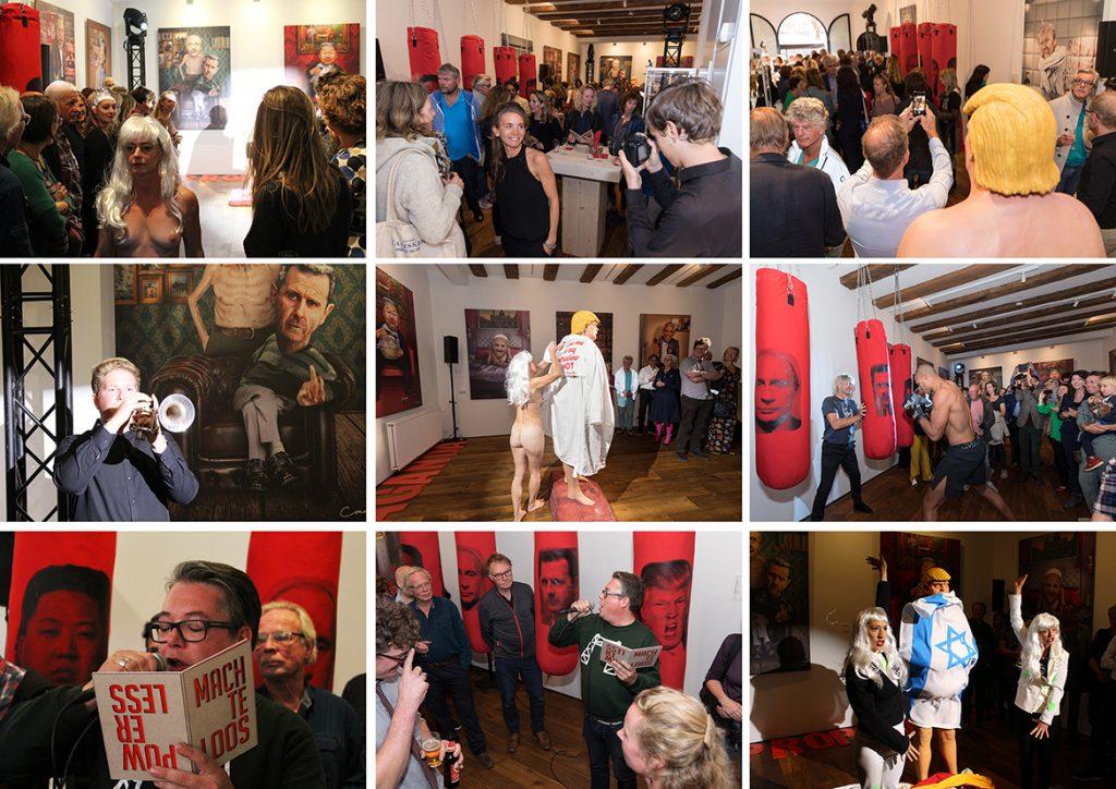 Amsterdam galerie voor rebelse kunst opent vlakbij ARTIS
